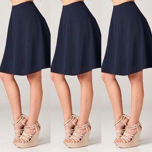 Basic School girl Skirt